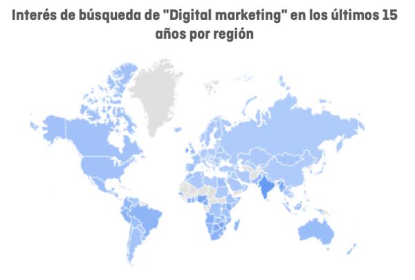 Lo complicado del marketing digital - Interius