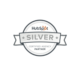hubspot- silver-certified-agency-interius