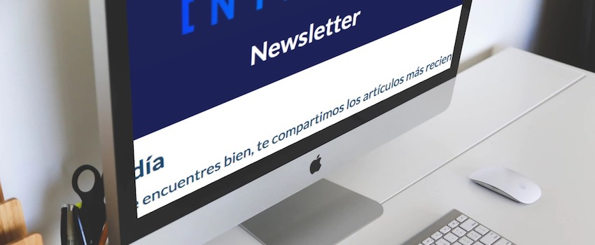 que es un newsletter interius